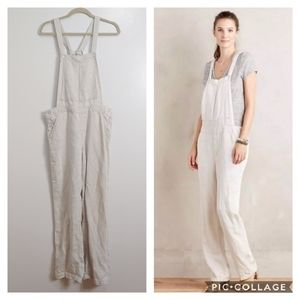 Anthropologie Overalls by Pilcro & the Letterpress